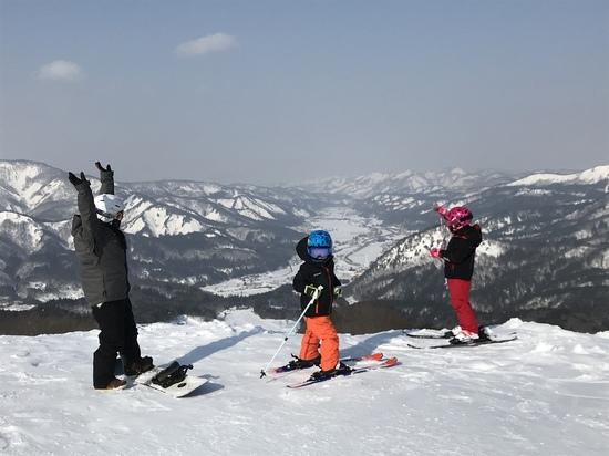眺望サイコー|会津高原南郷スキー場のクチコミ画像