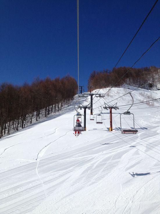 今シーズン2回目|オグナほたかスキー場のクチコミ画像