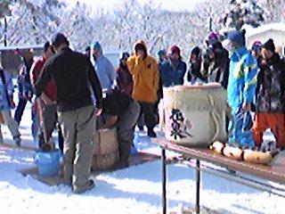 年の初めは花泉|会津高原南郷スキー場のクチコミ画像