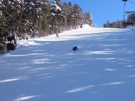 上手なボーダー|信州松本 野麦峠スキー場のクチコミ画像