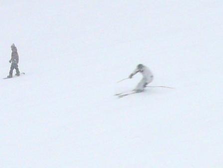 雪が良かったので。|信州松本 野麦峠スキー場のクチコミ画像