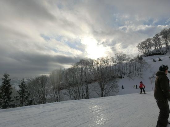 寒かった~|岩原スキー場のクチコミ画像