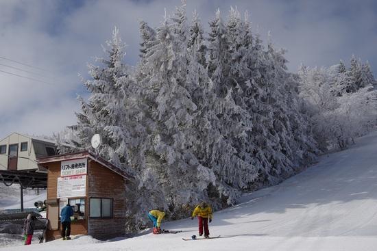 青空で気持ちよく滑走できました|菅平高原スノーリゾートのクチコミ画像2