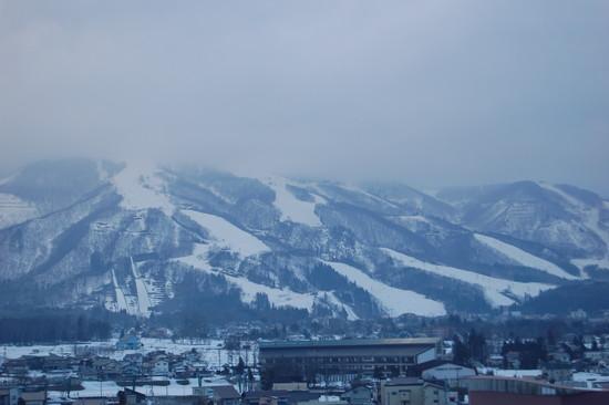 反対側からの白馬|白馬八方尾根スキー場のクチコミ画像