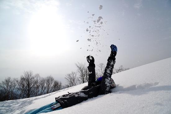 フカフカもホカホカも楽しめます♬|めいほうスキー場のクチコミ画像