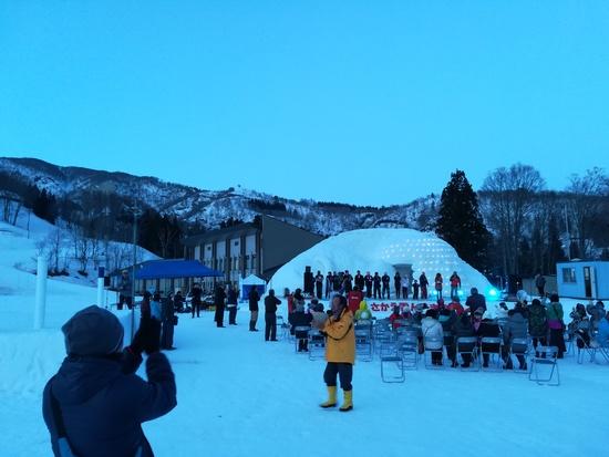 さかえ雪ん子まつり|さかえ倶楽部スキー場のクチコミ画像2