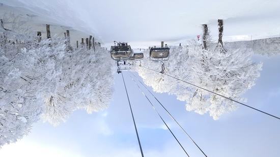 ゲレンデまで 野沢温泉スキー場のクチコミ画像