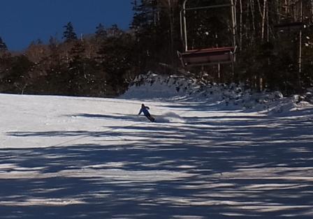 1/5も好天でした。|信州松本 野麦峠スキー場のクチコミ画像