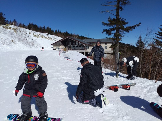 今シーズンのツアーも晴天滑走|パルコールつま恋スキーリゾートのクチコミ画像