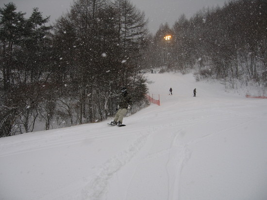 今日は大雪でした|シャトレーゼスキーリゾート八ケ岳のクチコミ画像