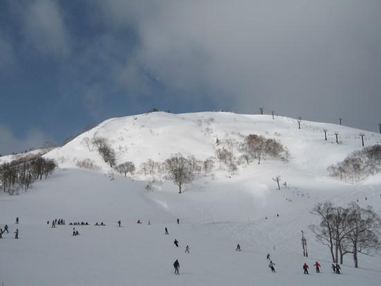 ドカ雪でした|苗場スキー場のクチコミ画像