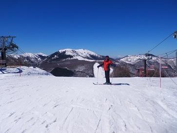 快晴~~湯の丸スキー場|湯の丸スキー場のクチコミ画像