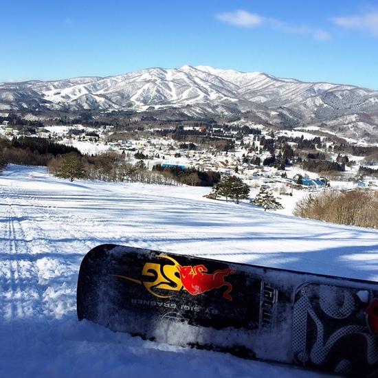 練習にもってこい!|ひるがの高原スキー場のクチコミ画像