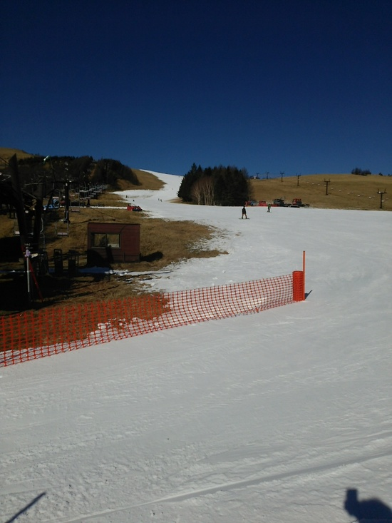 初滑り|車山高原SKYPARKスキー場のクチコミ画像1