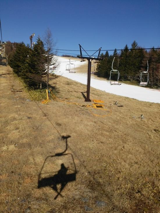 初滑り|車山高原SKYPARKスキー場のクチコミ画像3