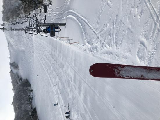アクセス 楽々|ハチ・ハチ北スキー場のクチコミ画像