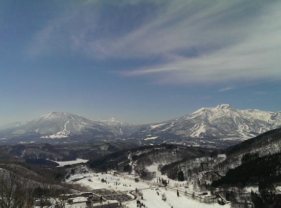 緩斜面、急斜面、林間コース、モーグルバーン!!|タングラムスキーサーカスのクチコミ画像