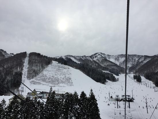 いい感じ|神立スノーリゾート(旧 神立高原スキー場)のクチコミ画像