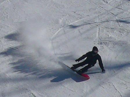 ボードとスキー大会|信州松本 野麦峠スキー場のクチコミ画像