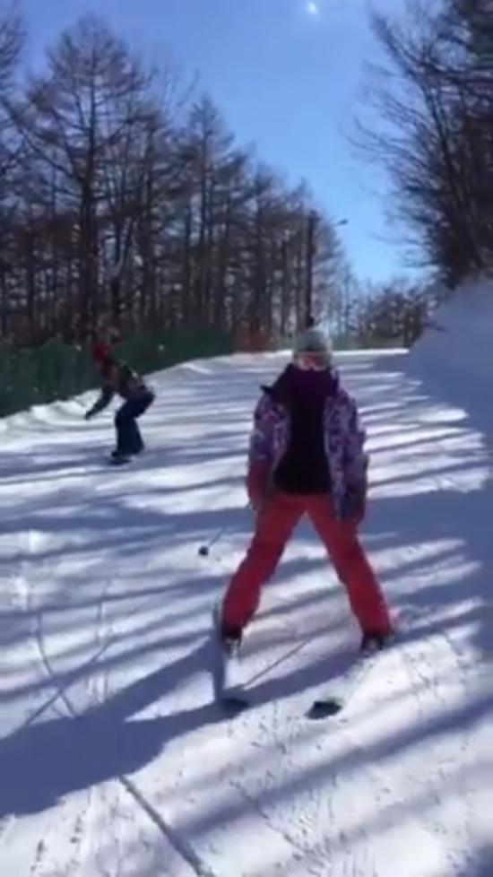 初めてのゲレンデ 草津温泉スキー場のクチコミ画像