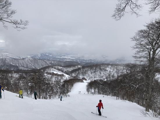 ゲレンデも温泉も楽しめる 野沢温泉スキー場のクチコミ画像