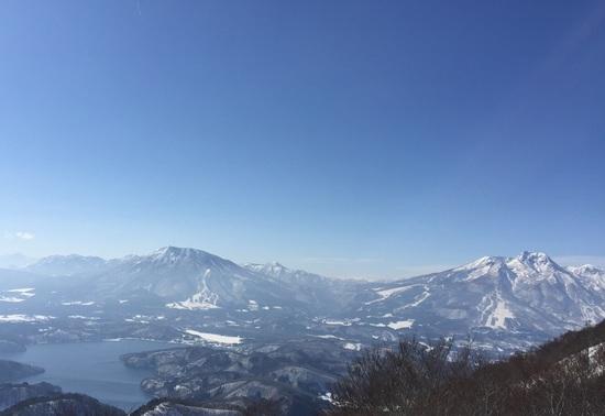 山頂からの景色良かったです!|斑尾高原スキー場のクチコミ画像