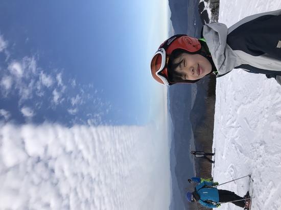 青空のカーテン|スキージャム勝山のクチコミ画像