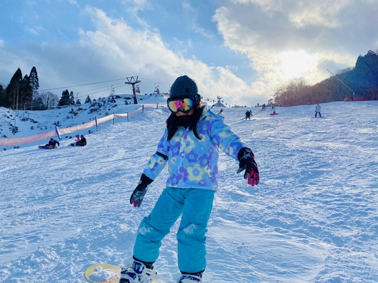 特にファミリーに最高|ちくさ高原スキー場のクチコミ画像