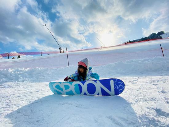 特にファミリーに最高|ちくさ高原スキー場のクチコミ画像2