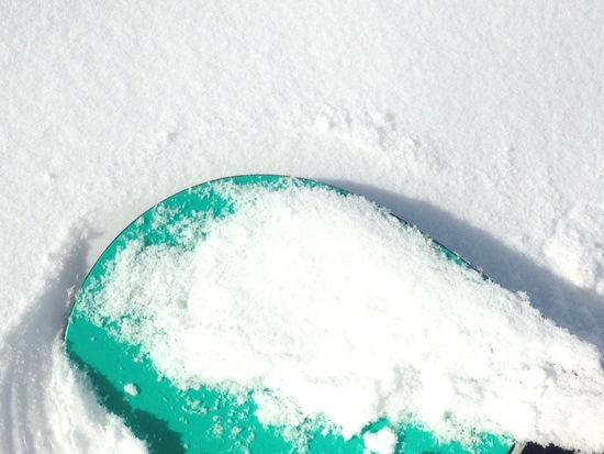 まずはじめはフォレストゾーンへ。|上越国際スキー場のクチコミ画像