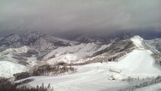 初めて行きました。|神立スノーリゾート(旧 神立高原スキー場)のクチコミ画像