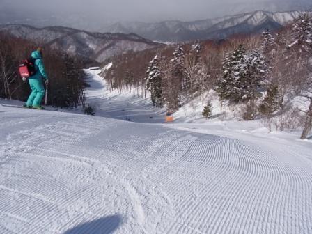 きそふくしまポールレッスン|木曽福島スキー場のクチコミ画像1