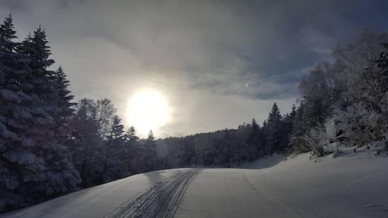 映え~♪スポットスキー場 竜王スキーパークのクチコミ画像3