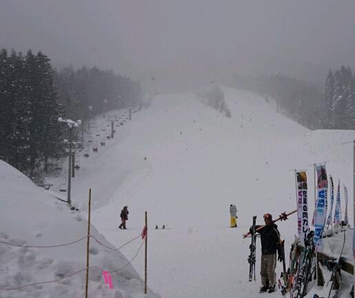 コンパクトですが良いスキー場だと思います。|白馬さのさかスキー場のクチコミ画像