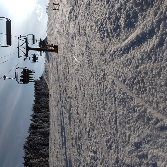 雲海とコブを満喫!|菅平高原スノーリゾートのクチコミ画像