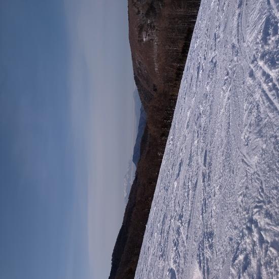 雲海とコブを満喫! 菅平高原スノーリゾートのクチコミ画像3