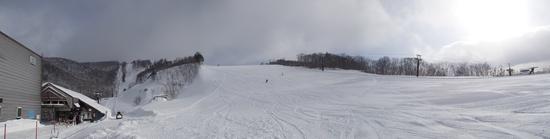 午後から天気|白馬岩岳スノーフィールドのクチコミ画像