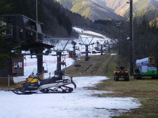 初滑りは楽なゲレンデへ|Asahi自然観 SNOW PARKのクチコミ画像