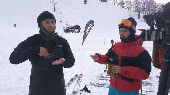 シーズン14日目 野沢温泉スキー場のクチコミ画像