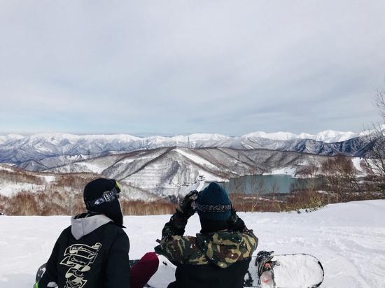 景色がいい|かぐらスキー場のクチコミ画像