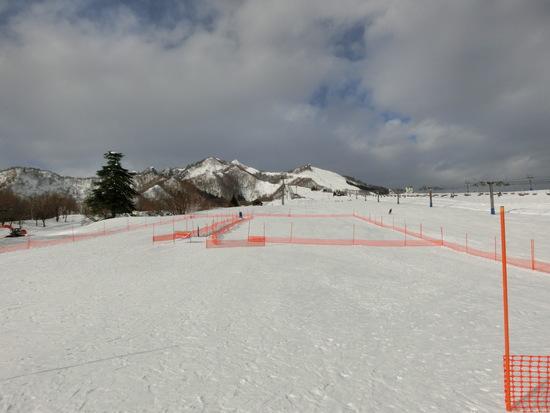 滑っている人のマナーいいです|岩原スキー場のクチコミ画像
