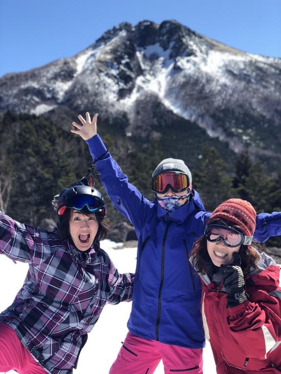 アラフィー3人娘|丸沼高原スキー場のクチコミ画像