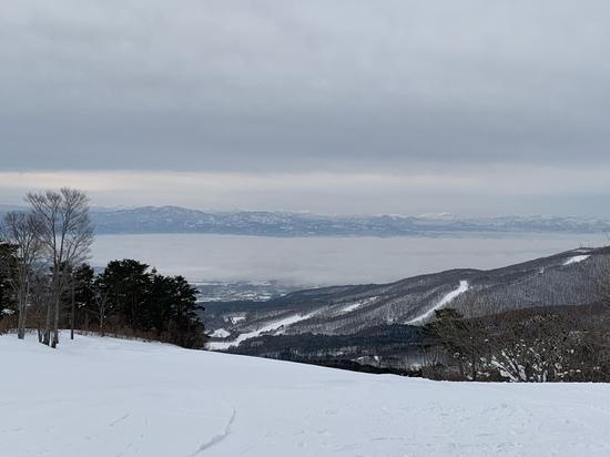 雪が|星野リゾート アルツ磐梯のクチコミ画像