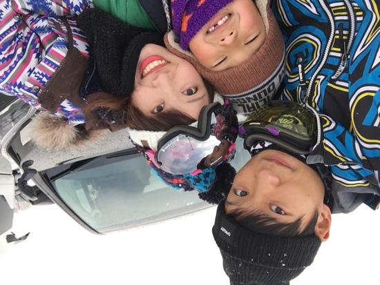 息子初スノボデビュー|スキージャム勝山のクチコミ画像2