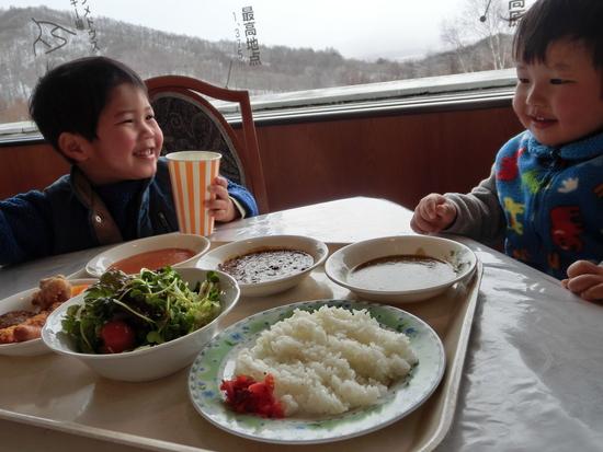 キッズパーク・バイキングで大満足!|シャトレーゼスキーリゾート八ケ岳のクチコミ画像