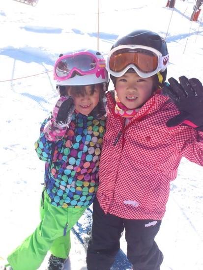 小さい子供がいても安心♪|スキージャム勝山のクチコミ画像