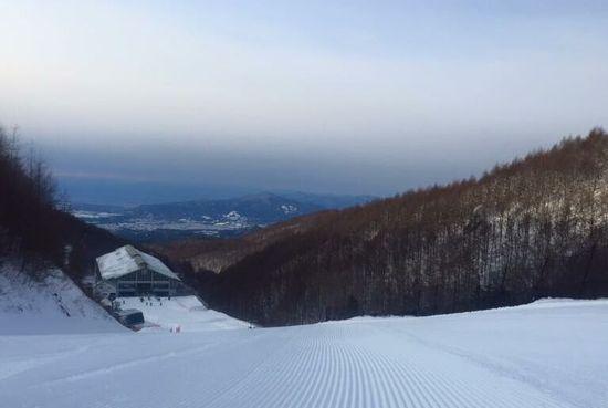 日本のスキー場でここだけ?