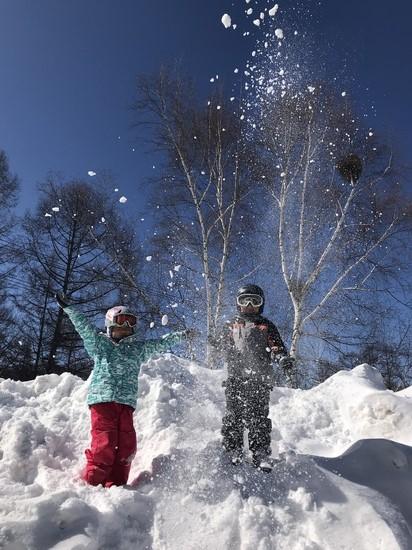 スキーデビュー|信州松本 野麦峠スキー場のクチコミ画像