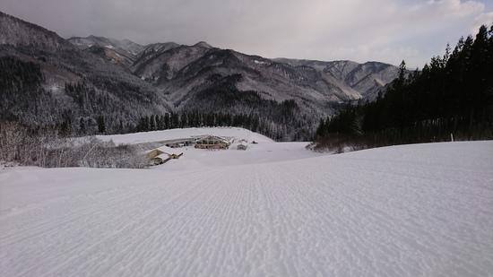 当たり日だった♪ 福井和泉スキー場のクチコミ画像2