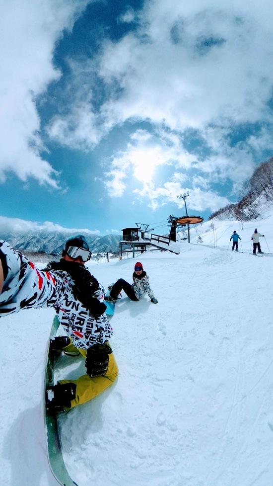 白馬乗鞍温泉スキー場のフォトギャラリー2